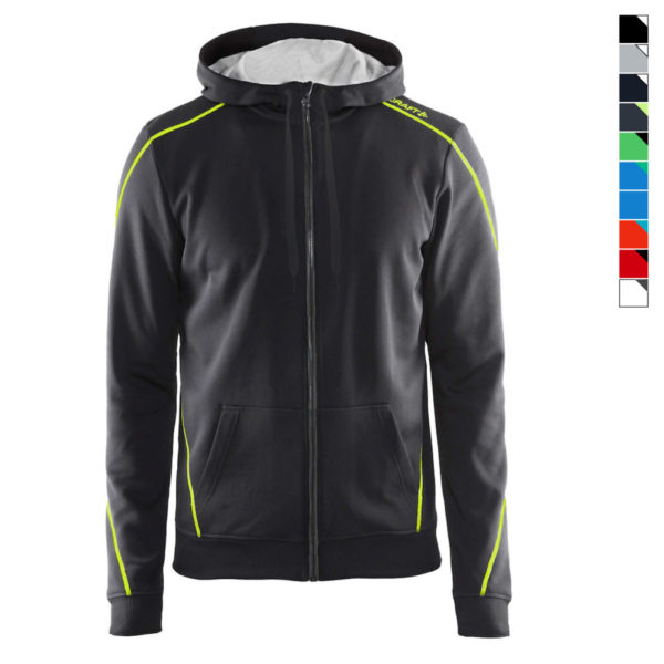 Craft_IN-THE-ZONE_Full_Zip_Hood_M_1904156_Fargekart