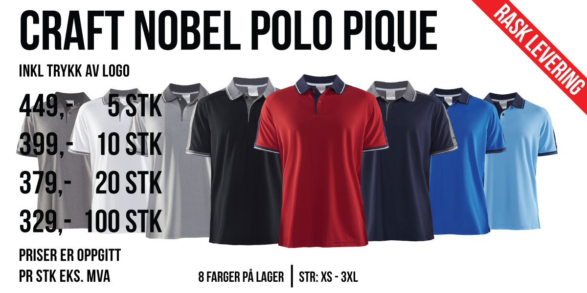Craft_Nobel_Polo_Pique_Shirt_Forsidebilde1